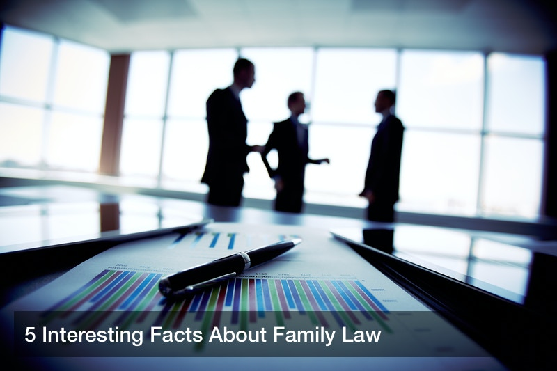 5 Interesting Facts About Family Law