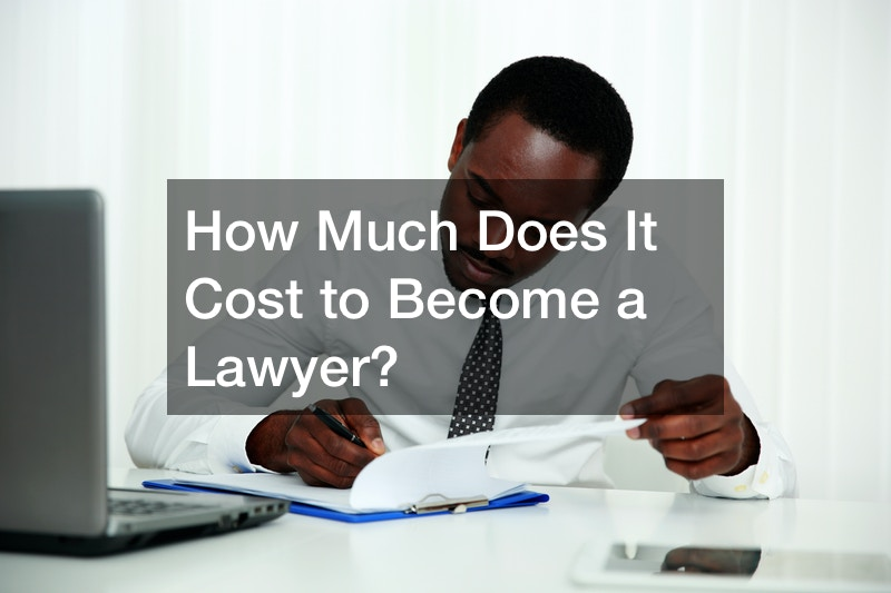 How Much Does It Cost to Become a Lawyer?